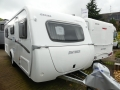 Hymer Eriba Feeling 442 1500Kg,Warmluftverteilung!