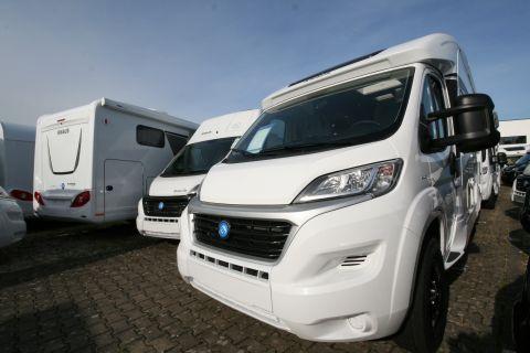 Knaus Van TI 650 MEG Platinum Selection Navigation & Rückfahrkamera