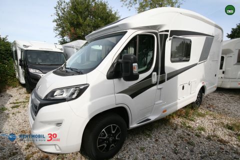 Knaus Van TI 550 MD Platinum Selection Sondermodell