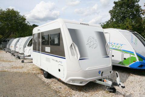Knaus Travelino 400 QL Polster Pearl Cream
