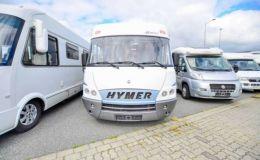 Hymer B Classic 664