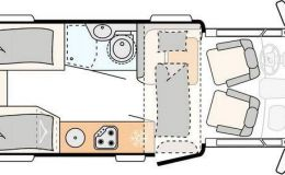 Dethleffs Globeline  6613 EB MB 2020