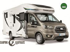 Chausson Welcome 640 VIP Premium 160PS AT Alu