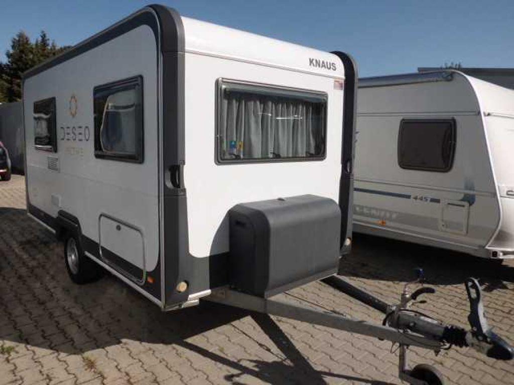 Knaus Deseo Active Plus als Pickup-Camper in Leutkirch bei