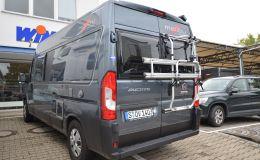 Malibu Van 600 DB Automatik/Markise/Radträger
