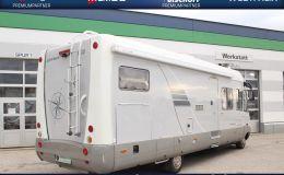 Hymer S-Klasse S 820 ex DiabRenn