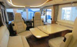 Hymer B-Klasse DL 584 Komfort-Line&Design Paket!
