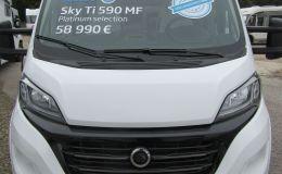 Knaus Sky Ti 590 MF Platinum Selection Modell 2021