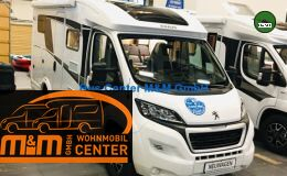 Knaus Van TI 550 MD Platinum Selection   Modell 2020