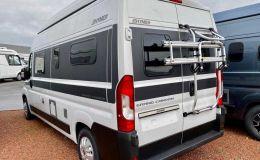 Hymer Camper Van Grand Canyon Fiat Modeljahr 2020