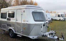 Hymer Eriba Touring Triton 430 60 Jahre-Edition