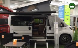 Hymer Camper Van Sydney GT 60 WHITE-LINE