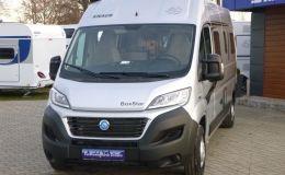 Knaus BoxStar 600 Mod. 2020, Markise