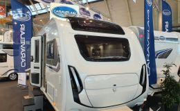Caravelair Allegra Optima 520 mit Klima u. Fußbodenheizung