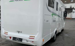 Forster I 738 EB Verfügbar ab Oktober 2021
