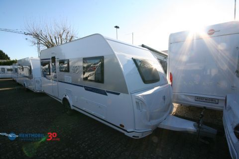 Knaus Sport 500 EU Silver Selection Ausstellfenster Bug