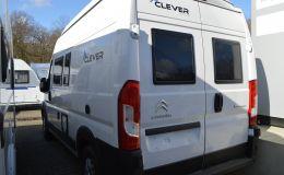 Clever Tour 540 165 PS, Aufstelldach, Maxi