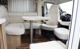 Hymer Tramp CL 578 TecTower,Navi,RFK,Backofen