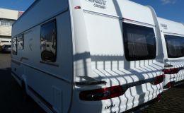 Fendt Opal 465 SFH Polster Ponza Modell 2020