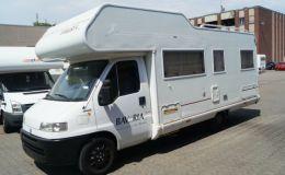 Bavaria Camp Sonstige Mobil*GRÜNE PLAKETTE*HECKBETT*