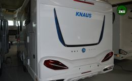 Knaus Sky Wave 700 MEG 150 PS, Maxi, Autom. Schaltge.