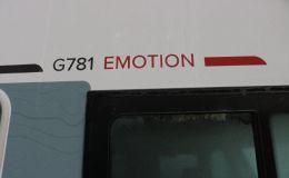 Pilote Galaxy G781GJ Emotion Luxusausstattung