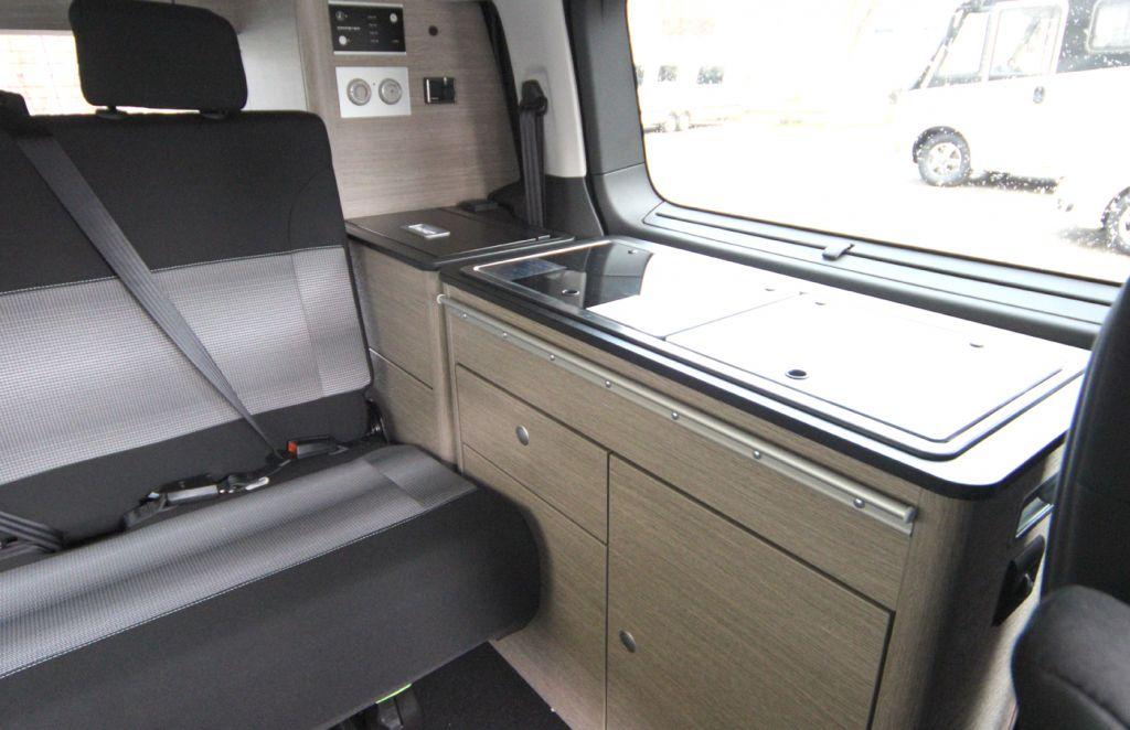 p ssl campster 120 als campervan in naumburg bei. Black Bedroom Furniture Sets. Home Design Ideas