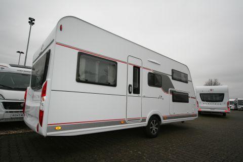 Bürstner Premio Plus 510 TK 3000.- € gespart