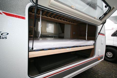 Bürstner Premio Plus 510 TK große Garage