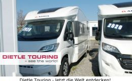 Adria Coral Axess 600 SL ++Modell 2020++
