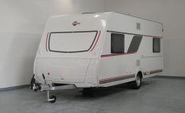 Bürstner Premio Plus 510 TK 510TK CaraLine Vorzelt, Erstau