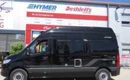 Hymer Camper Van Free S 600 4er Fahrradträger