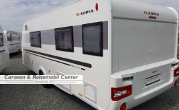 Adria Adora 613 HT Einzelbetten, Heckbad, 2.000kg