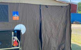 3DOG camping ScoutDog OffRoader gebremst