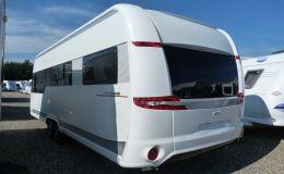 Hobby Premium 650 UKFe 2200 kg Achse, Modell 2020
