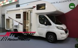 P.L.A. Alkoven Siena 440 Modell 2022
