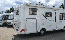 Hymer B-Klasse 514 +Markise+Sat+TV+Solar