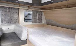 Hymer Eriba Living 525 Komfort Paket, 1600 Kg