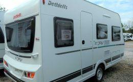 Dethleffs c' joy 410 QL Kurzfristig verfügbar