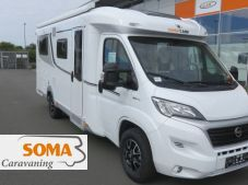 Soma Camp T 650 EB **wie LMC Grey Selection 150**