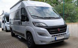 Bürstner City Car C 600 Harmony Line *Reisefertig 2021*