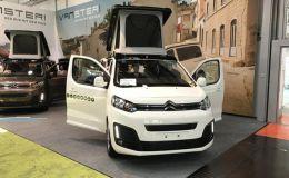 Pössl Van VANSTER Spacetourer Feel 2021 Bestellangebot ...