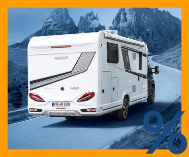 Knaus Sky Ti 590 MF Platinum Selection