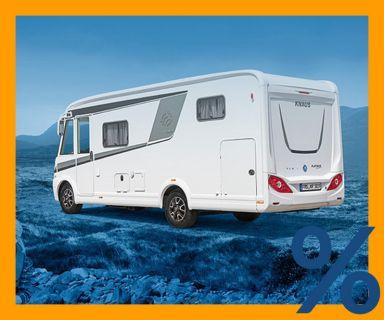 Knaus Van i 550 MD Platinum Selection Exklusivmodell