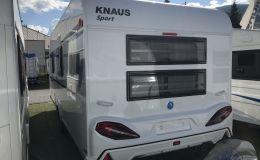 Knaus Sport 540 FDK Silver Selection POLSTERUNG ACTIVE ROCK