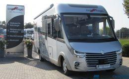 Carthago chic e-line I 50 LE Mercedes-Benz Modell 2020