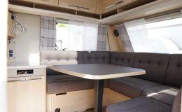 Hymer Eriba Nova GL 485 2000Kg, Komfort-Paket
