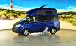Ford Nugget - Automatik, Klima
