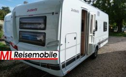 Dethleffs Camper 550 ESK sofort verfügbar!