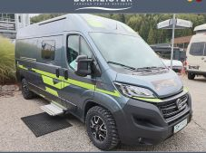 Hymer Camper Van Grand Canyon >Differenzialsperre< Crossover
